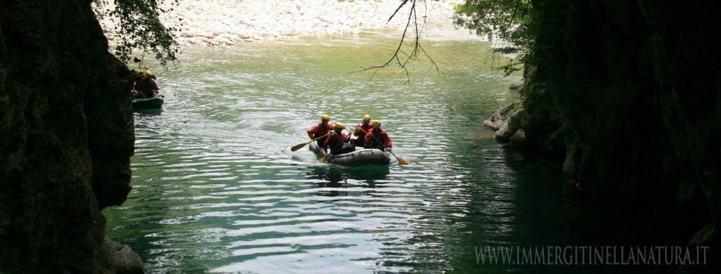 barra rafting