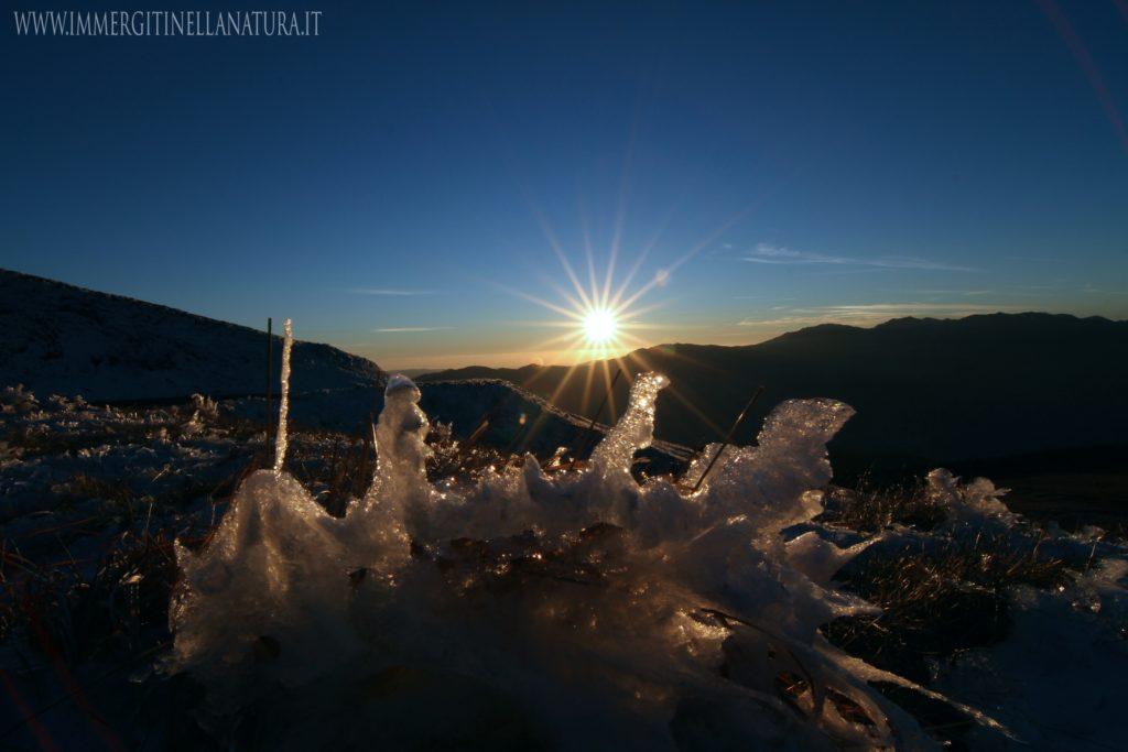 Croce Arcana tramonto