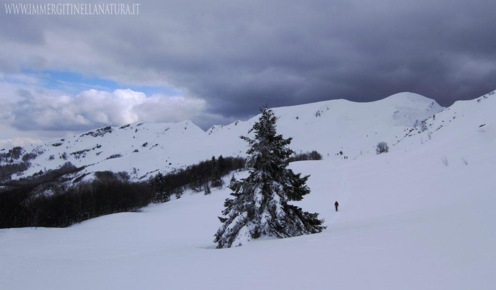 Lago Nero inverno