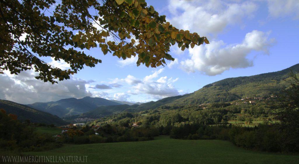 Vista San Marcello Pistoiese