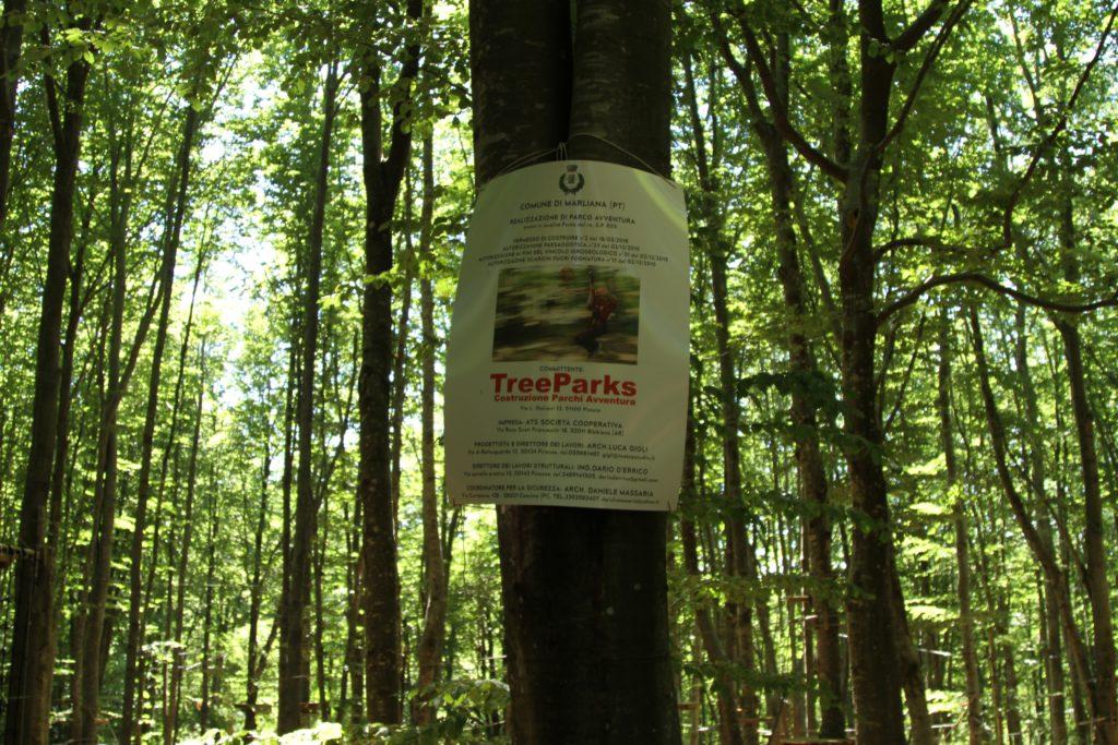 Estremamente www.immergitinellanatura.it » Nuovo Parco avventura nella montagna  GQ07